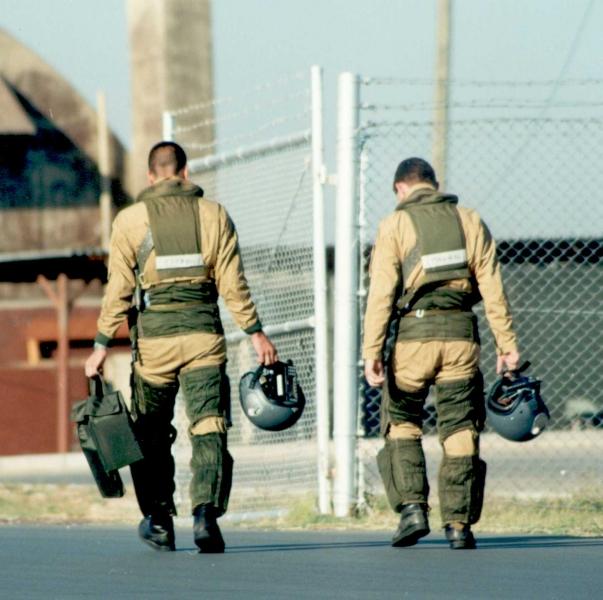 Retour de mission Opération DENY FLIGH en TURQUIE