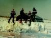 1982 12 janvier la pelle à la main
