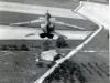 Jaguar au dessus de la campagne Lorraine