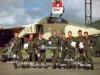 Pilotes escadron 2-11 fin des années 80 / début 90