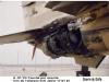 Le A91 touché par un SA7