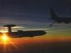 Même l'AWACS s'y est mis