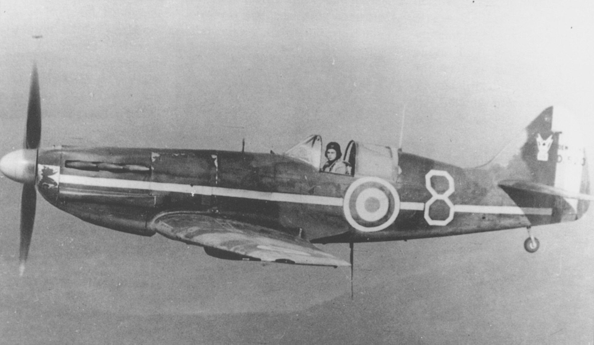 1940 Le Gloan en vol