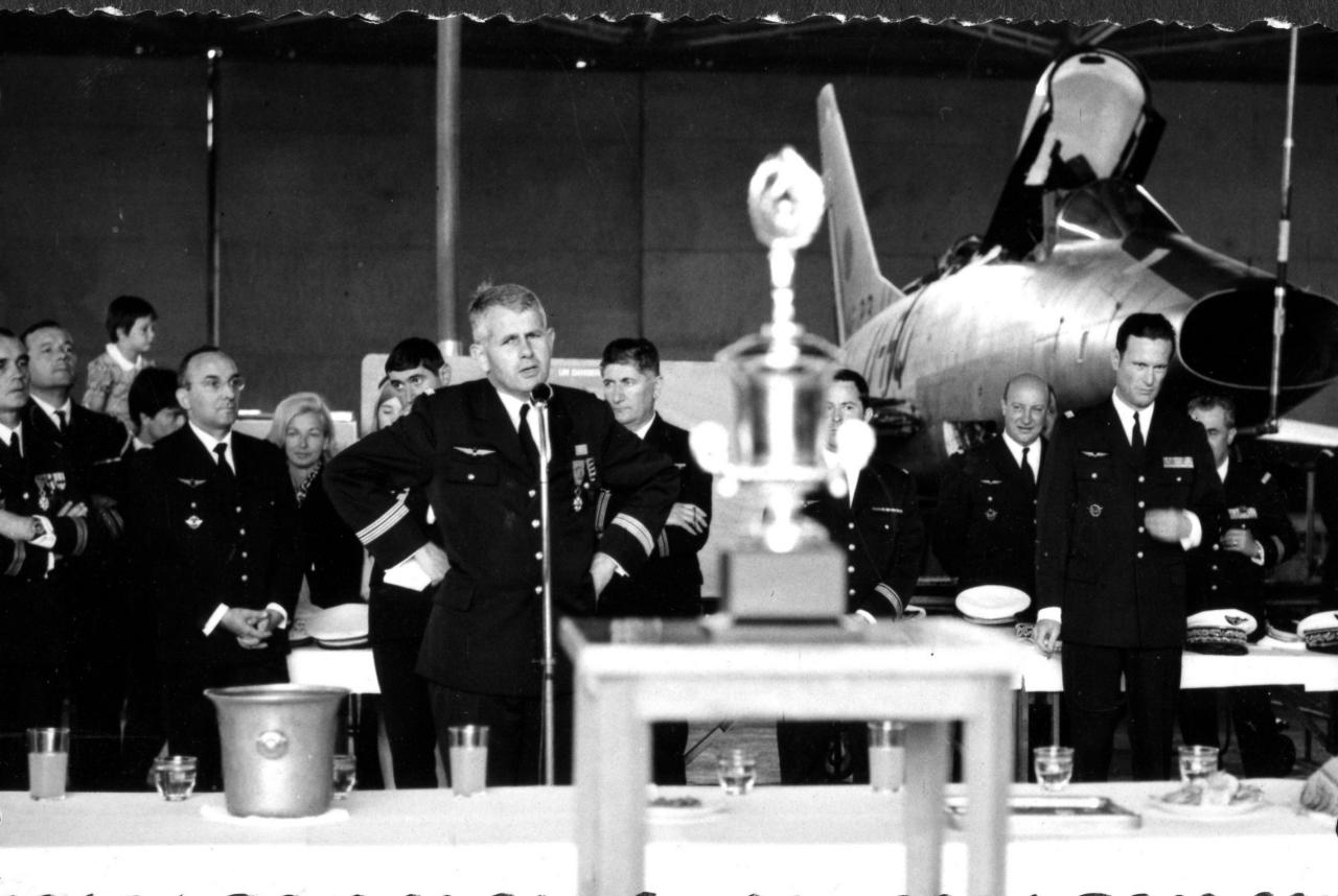 1968 Le colonel PEROTTE