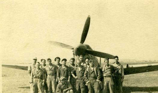Lyon sept 1944 Equipe spécialisée