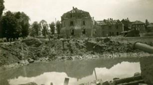 Stuttgart, les ruines