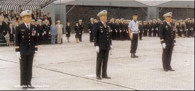 Prise de commandement du Colonel Pouzet