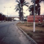 Sortie de Libreville