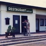 Bangui 1984 ; mess