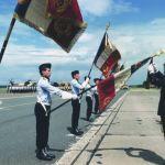 1991 10 mai croix de guerre 11 EC Guerre du golfe