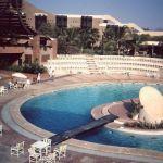 La piscine du club MED