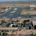 Parking Dakar 1977